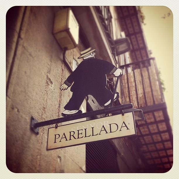 Senyor Parellada, Barcelona