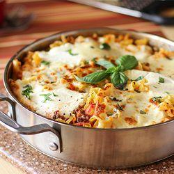 3 Cheese Skillet Lasagna