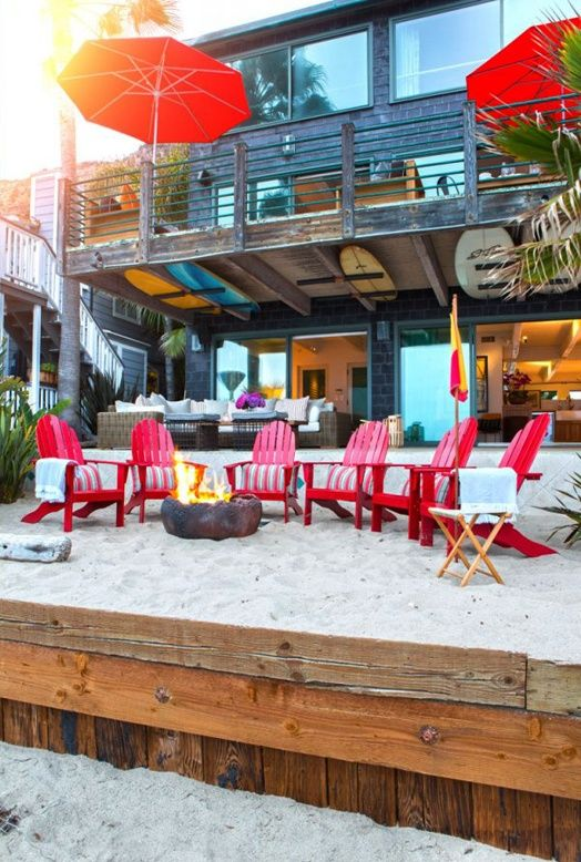 Malibu Beach House @Barbie, I used to play with u when we were kids, can u let me borrow ur beach house??