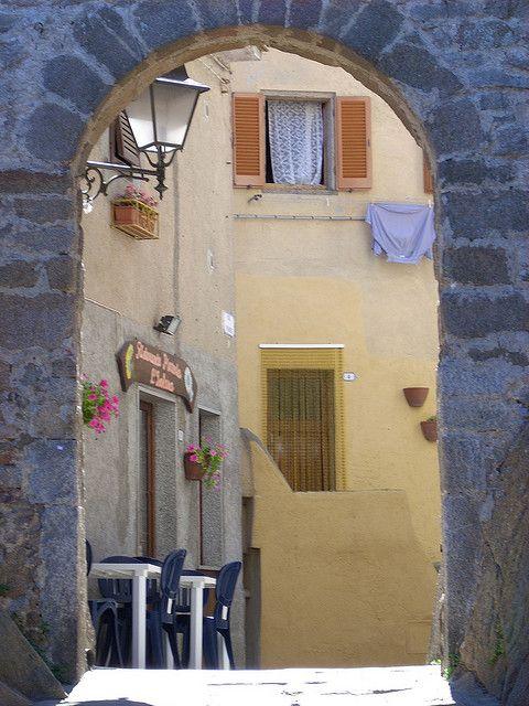 Isola del Giglio, Giglio Castello