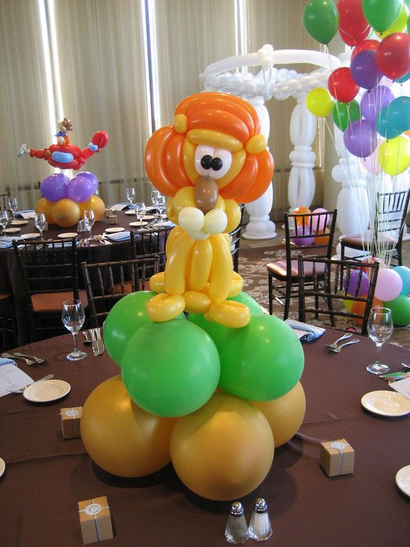 Balloon greek letters sorority fraternity symbols by for Balloon decoration chicago