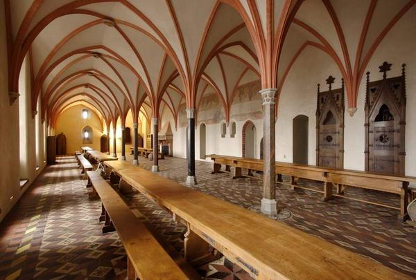 Refektarz Konwentu, Malbork: Tudor Living, Refektarz Konwentu