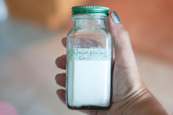 Test DIY: La fois où j'ai tenté de faire mon propre shampoing sec maison