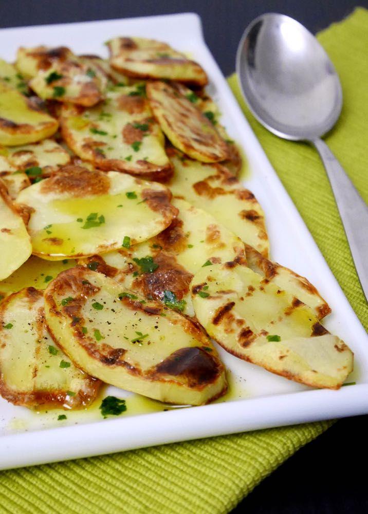 patate alla griglia