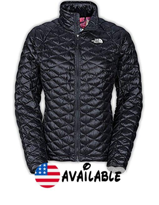 68f395737 B00GRANJS2 : The North Face ThermoBall Full Zip Jacket Womens TNF ...