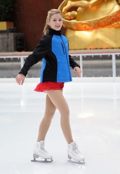 Winter Olympics 2014: Hottest USA women figure skaters in Sochi (20 Photos)