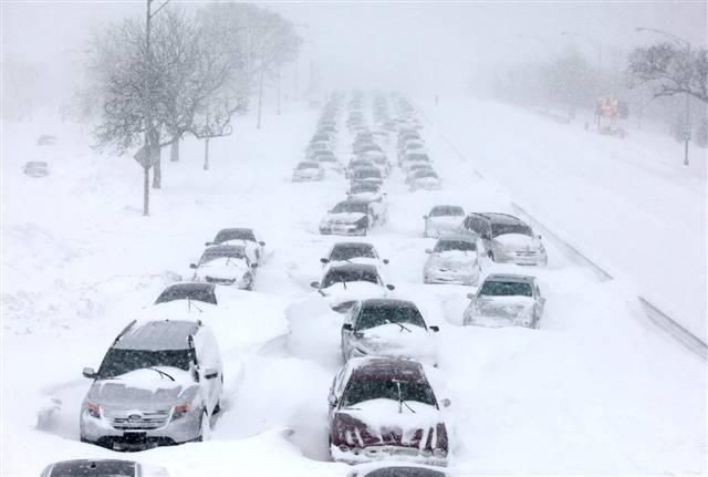 Nationwide Blizzard.....