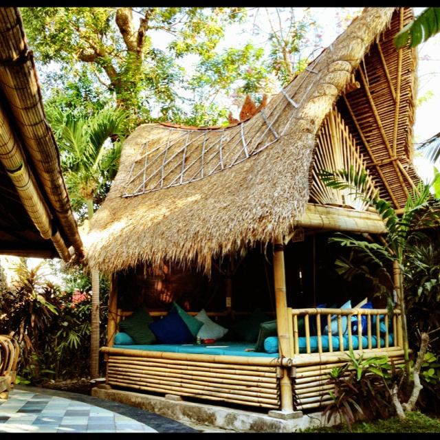 Chilling hut