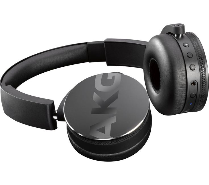 Buy AKG Y50BT Wireless Bluetooth Headphones - Black, Black Price: £114.00 Top features: - Wireless Bluetooth for cable-free music wherever you go - More than 20 hours of battery life between charges - 3D-Axis folding mechanism for easy storage and transportWireless Bluetooth The Y50BT feature Bluetooth technology, enabling you to enjoy your favourite music wherever you go without being...
