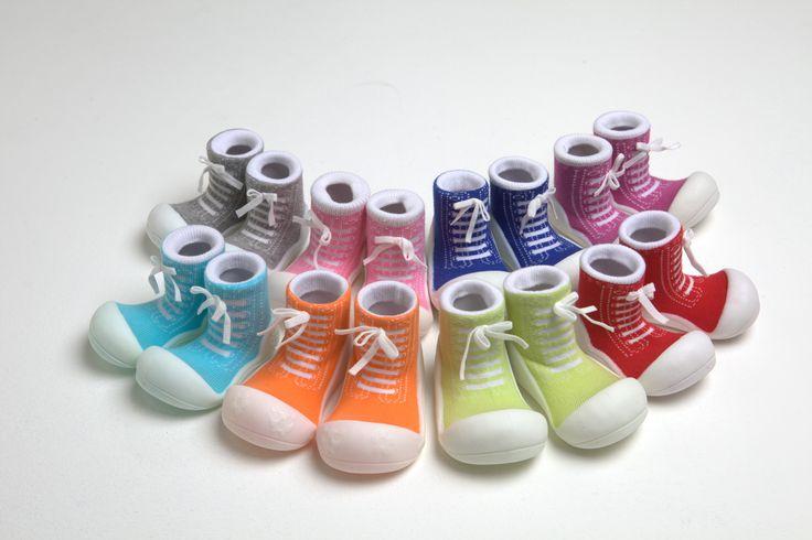 Detská barefoot obuv Attipas. Attipas kolekcia.