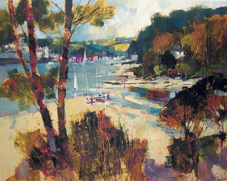 CHRIS FORSEY RI: Mill Bay, Salcombe