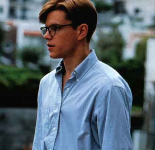 Matt Damon as Mr. Ripley