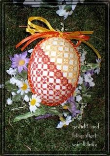 Huevos de Pascua en Hardanger