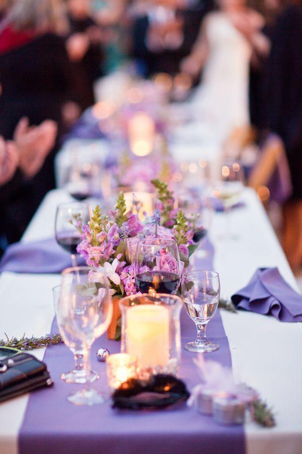 テーマカラー別*披露宴会場のゲストテーブルコーディネートおしゃれ参考例集♡にて紹介している画像