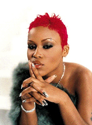 short red (With images) | Eve rapper, Female rappers, Hip