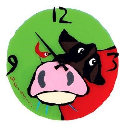 Zegar dziecięcy WowCow - NEXTIME - DECO Salon #forkids #dladzieci #clock #giftidea