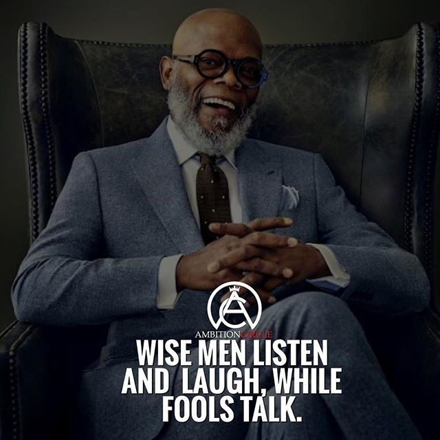 Let the fools talk while you listen. #success. #quotes #rich #wealth #prosperity #cash to achieve #passion #dreams #goals #entrepreneur. #Get your #6figures #income #secret http://wealthyguru.com