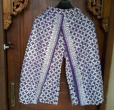 Image result for model batik kulot terbaru