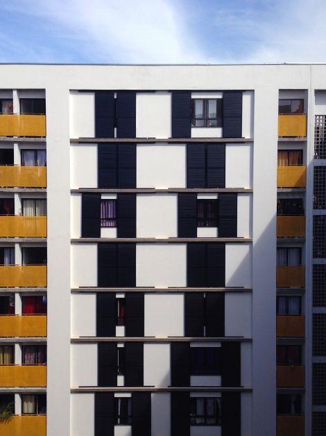 Conjunto Habitacional Corruíras