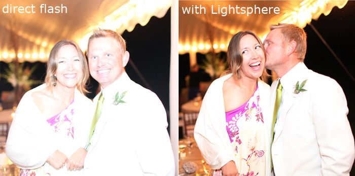 Photography Tips & Tricks: Gary Fong Lightsphere | Yellow Sky Actions