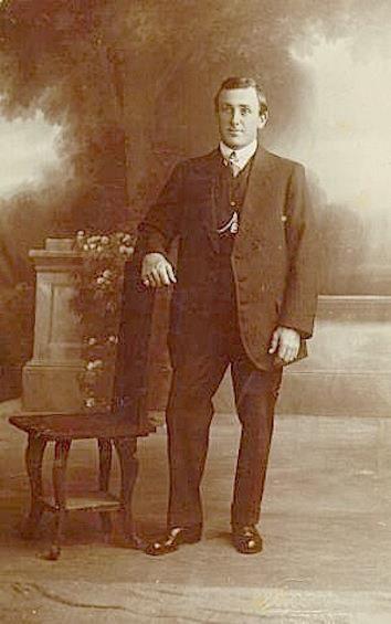 Edmund Haxton Tonkin