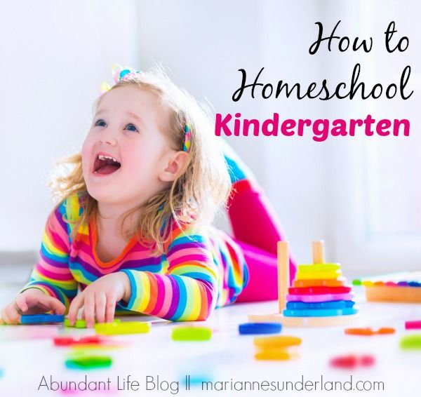 Must Read Homeschool Articles For Encouragement And: 1000+ Ideas About Homeschool Kindergarten On Pinterest