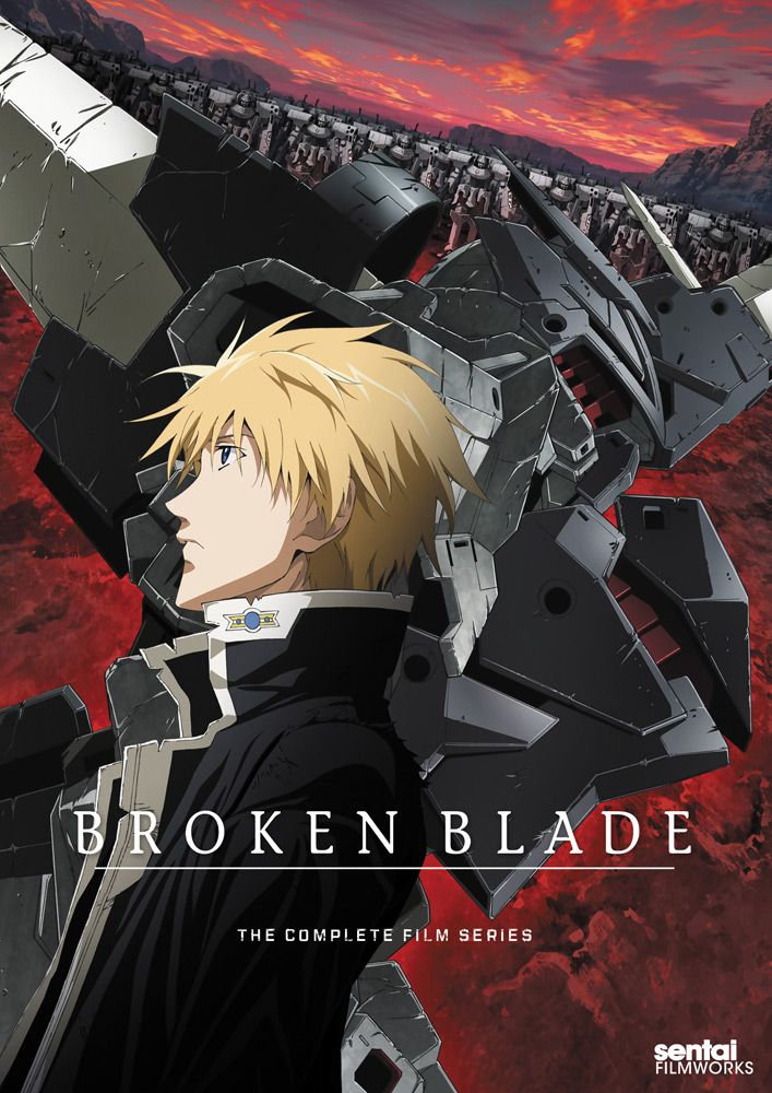 Broken Blade. Action packed. I really liked this one. I hope there's a second season out there waiting for me.