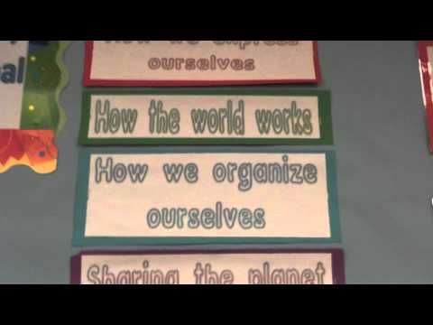 Approaches to teaching - Great video from a US school district answers the question 'What does a PYP classroom look like?'  IB PYP Classroom.mov