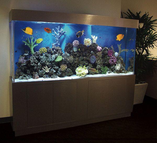 Commercial Aquariums Saltwater Fish Tanks Aquariums