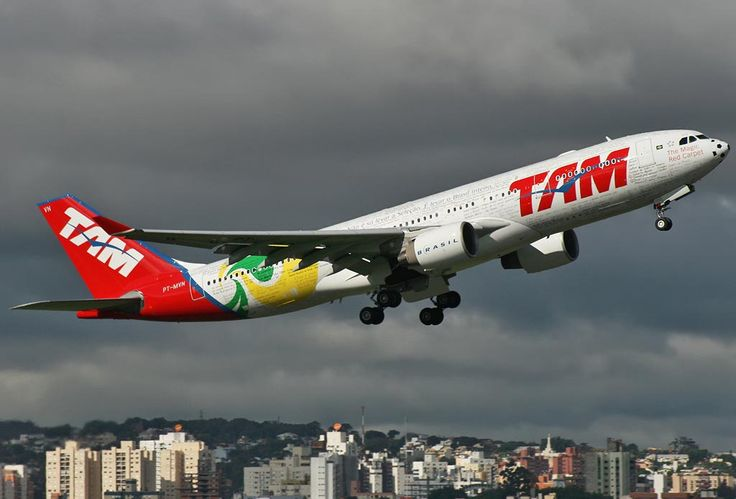 Airbus A330-223 (Tam Airlines) | Brasil