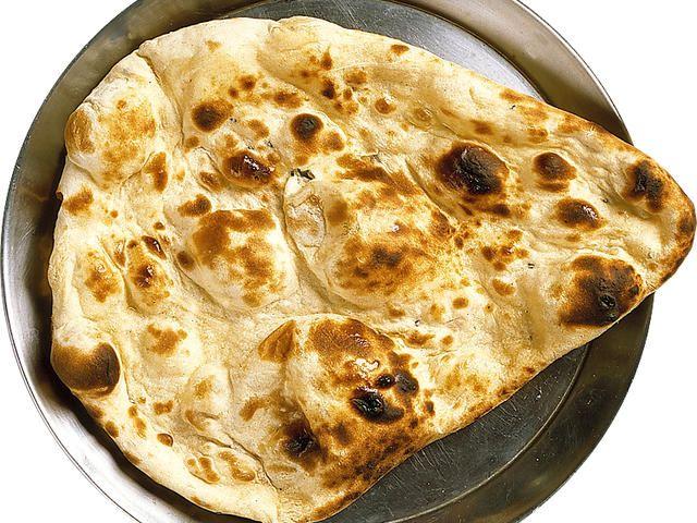 Naan, indiskt bröd
