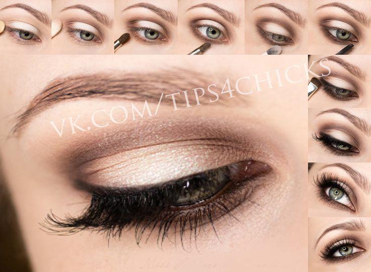 Natural makeup tuto