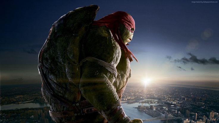 teenage mutant ninja turtles half shell wallpaper movies