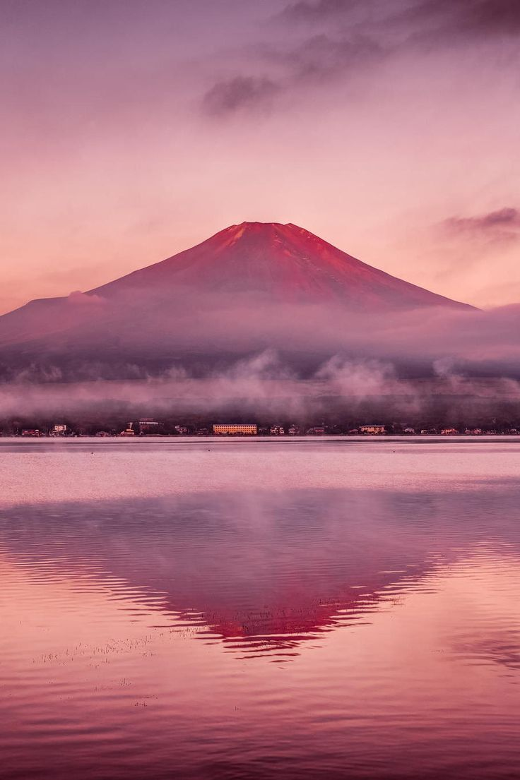 Mt. Fuji in Love, Japan