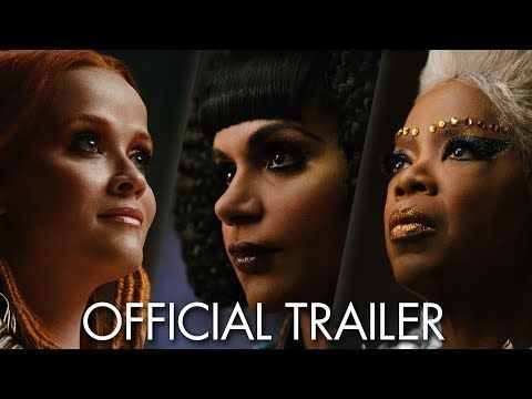 Coming Distractions: Oprah needs warriors in the brazenly bright first trailer for A Wrinkle In Time