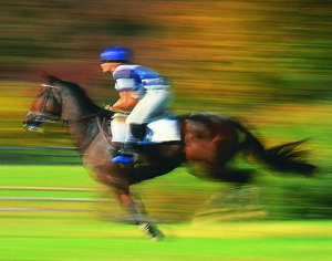 You've likely heard the term, but what does it mean? A veterinarian--who's also an event rider--explains.