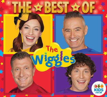 The most successful children's entertainment group in the world has released a collection of their most loved songs, The Best of The Wiggles.