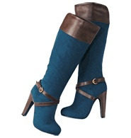Tall Cushion Walk® Fashion Boot