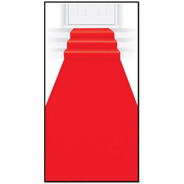 Rode loper - Lopers ook verkrijgbaar in andere kleuren