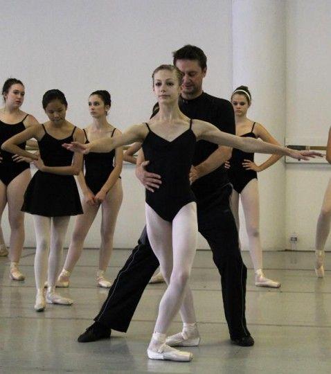 Colorado Ballet Academy Summer Intensive Program
