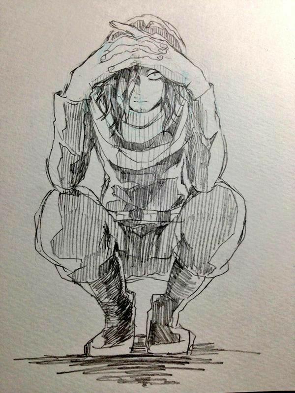 Insomnia Shota Aizawa X Reader Chapter 16 Anime My hero