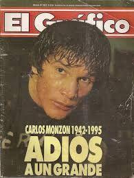 Carlos Monzón.