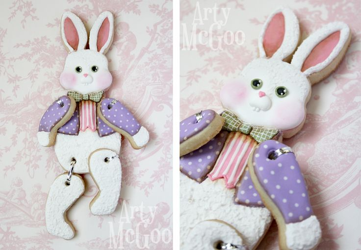 Go visit my Meester Bunny creation at Sweet Adventures of Sugarbelle.