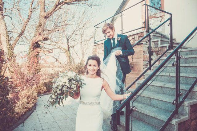 And she looked so beautiful on her day #lesleycutlerbridalwear #2018bride #2019bride #luxurywedding #gettingmarried #veil #luxurywedding #miltonkeynes #buckinghamshire  #hertfordshire # herts #bedfordshire