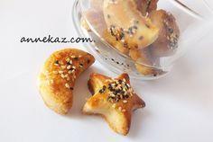 Pastane kurabiyesi – Buzluk kurabiyesi