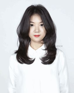 Bold Perm #long #hair #beauty #cut #chahongardor