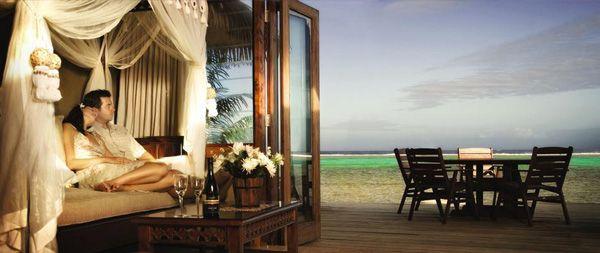Destino para tu luna de miel: Islas Cook #boda #lunademiel #guiadeviajes