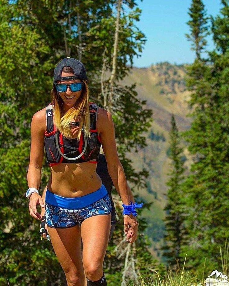 Backpacking is sexy