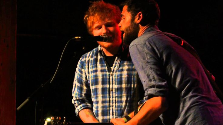 Passenger & Ed Sheeran - No Diggity/Thrift Shop - Mercy Lounge Nashville