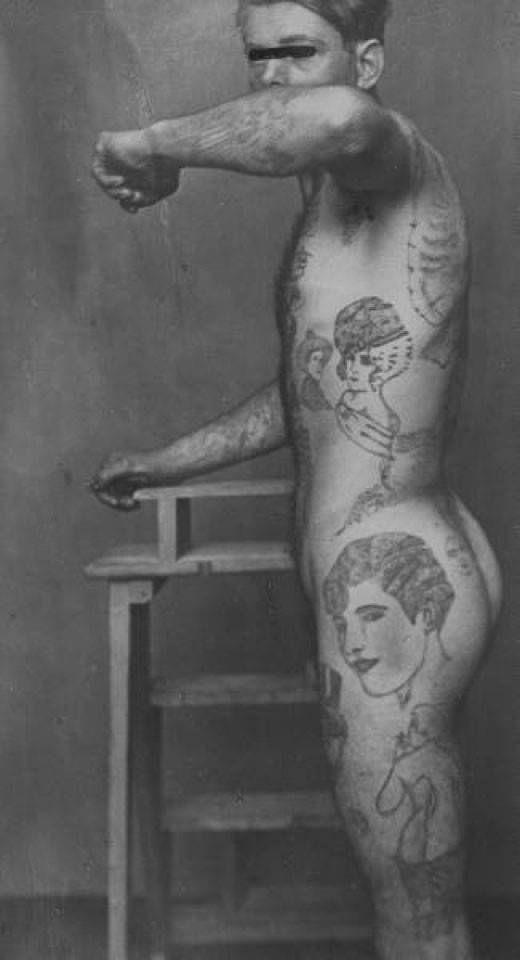 Antique Tattoos photo